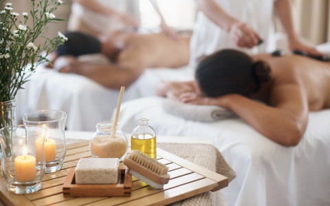 Breakfast and Spa Treatments for Two