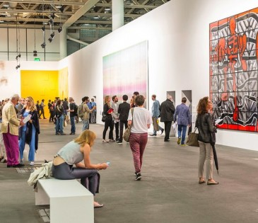 Art Basel comes to Miami Beach