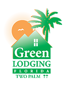 Green Lodging logo