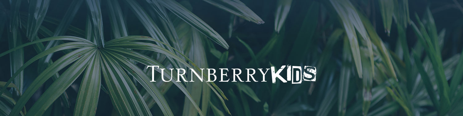 Turnberry kids logo on leaves