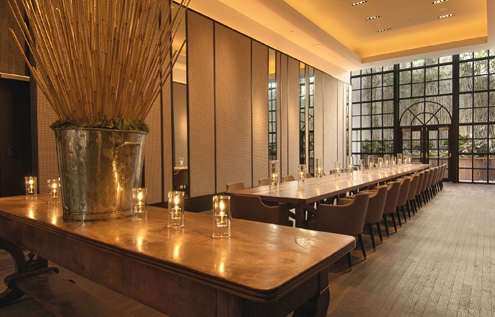 Bourbon private dining 1