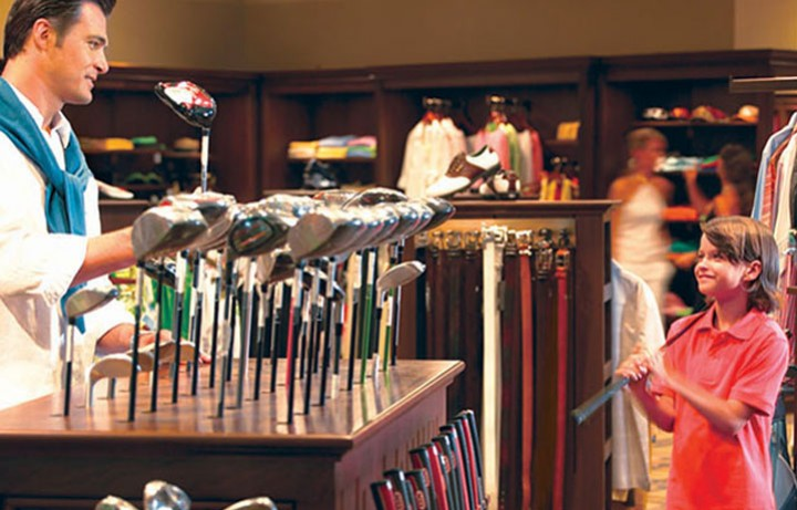 golf store at Turnberry 1