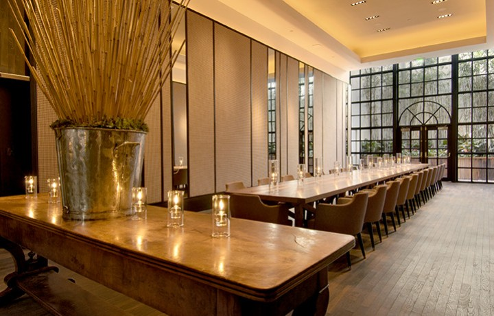 Bourbon Steak Dining Rooms