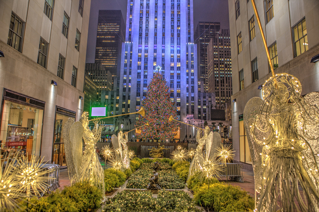 rockefeller center tree