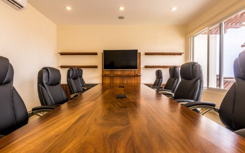 conference room for meetings