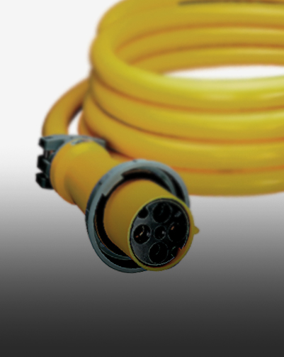 yellow cable set