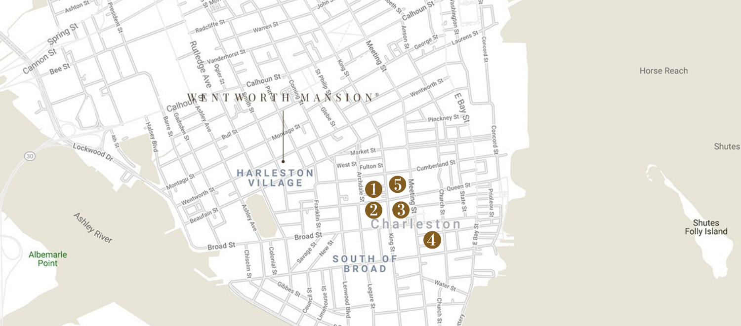 Antique Guide to Charleston