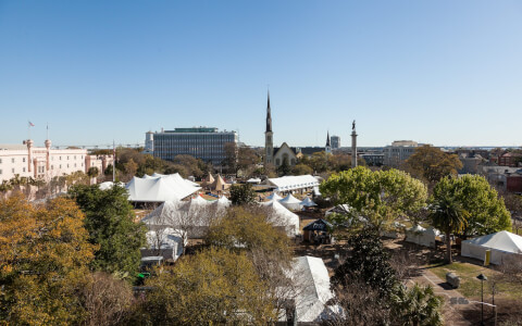 Charleston overview