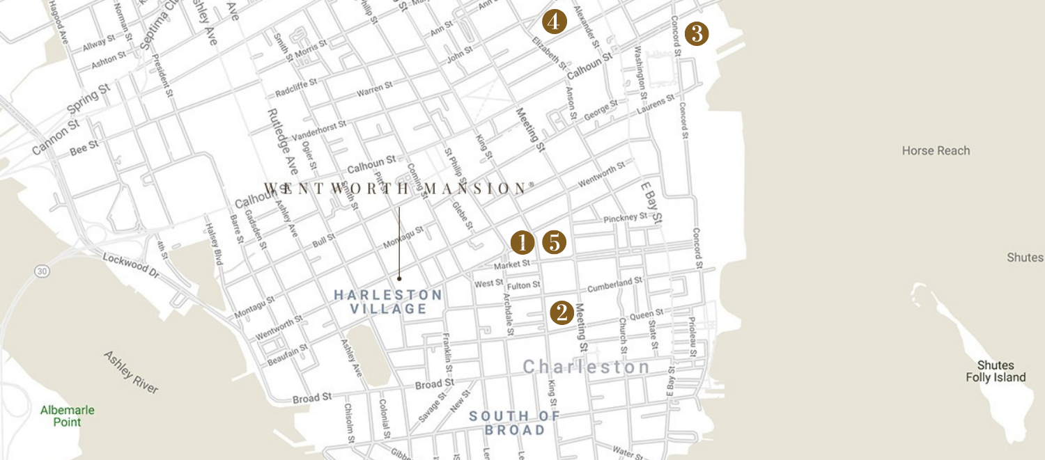 Indoor Explorer Guide to Charleston
