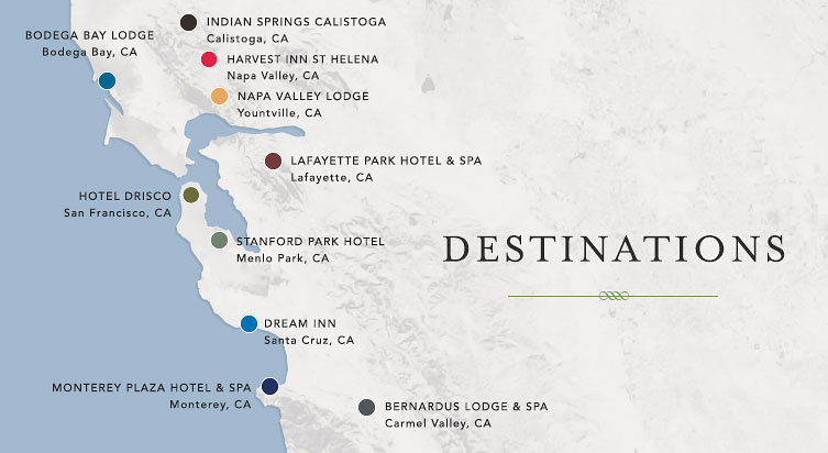 Northern California | Our Destinations | Woodside Hotels on isla mujeres hotel map, oklahoma city hotel map, chula vista hotel map, eugene hotel map, oceanside hotel map, puerto peñasco hotel map, la concha hotel map, burlingame hotel map, new york hotel map, california hotel map, samara hotel map, san jose hotel map, lake havasu hotel map, ann arbor hotel map, carlsbad hotel map, half moon bay hotel map, la jolla shores hotel map, dana point hotel map, san francisco bay hotel map, san luis obispo hotel map,