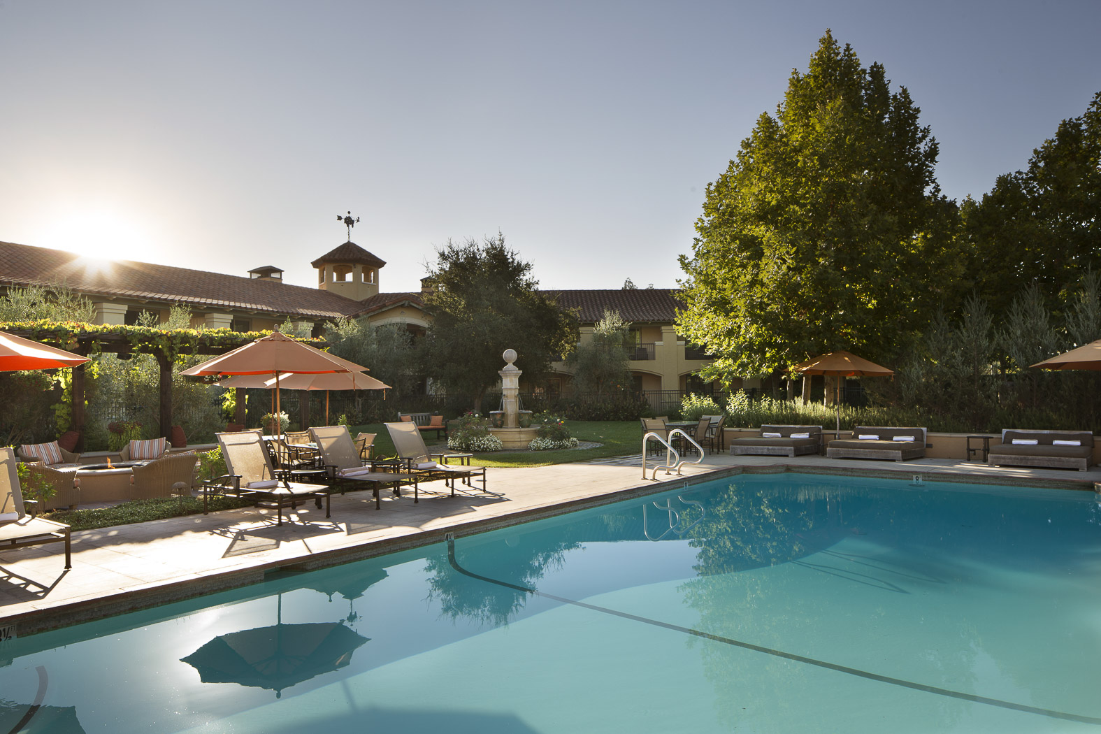 Hotels In California | Photo Gallery | Woodside Hotel Group