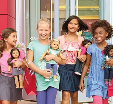 American Girl Package