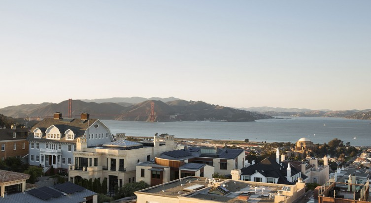 Hotel Drisco<br>Pacific Heights 14