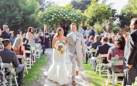 The Pierpont Inn Wedding Ceremony