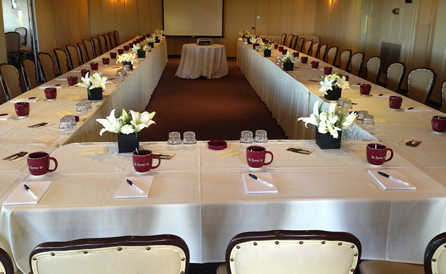 Active - The Pierpont Inn Board Room