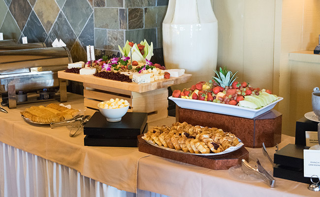 Active - The Pierpont Inn Catering