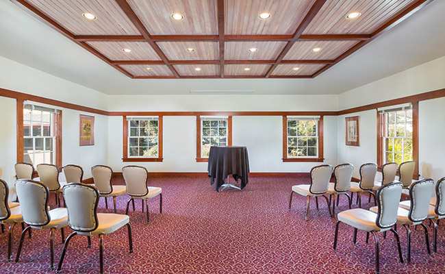 Active - The Pierpont Inn Meeting Room