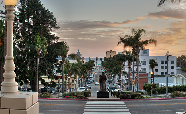 Historic Downtown Ventura