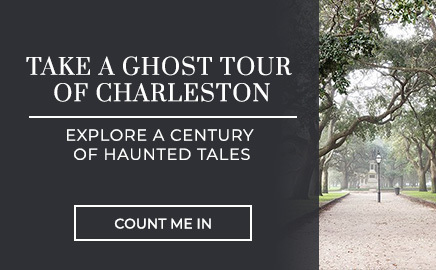 click here to book a ghost tour with The Mills House