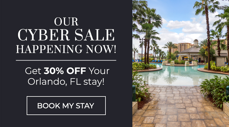 Save 30% on your stay with our Cyber Sale!