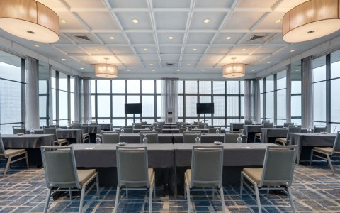 Wyndham Grand Chicago Riverfront meeting room 1