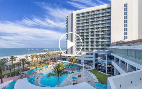 Video of Wyndham Grand Clearwater Beach