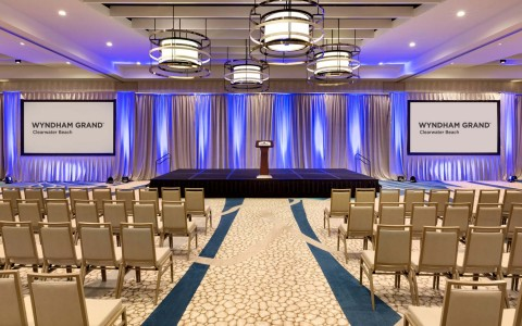 wyndham hotels and resorts clearwater beach coronado blvd gallery ballroom