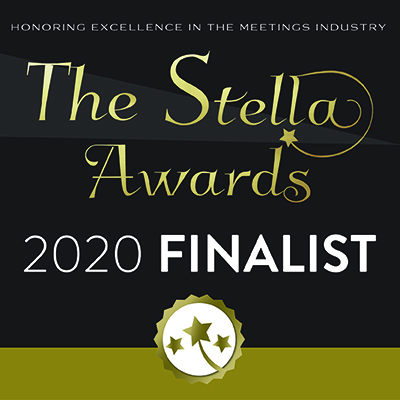 stella 2020 finalist badge