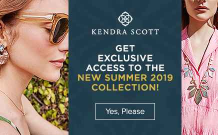 Kendra Scott Summer Collection is coming to Clearwater Beach! Learn more