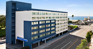 California WyndhamSantaMonica