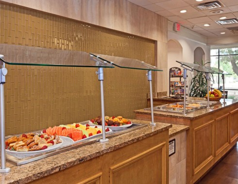 wyndham houston medical center buffet