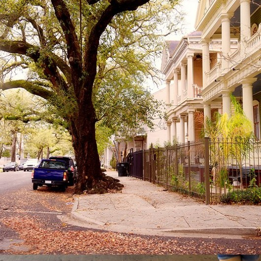 garden district in new orleans