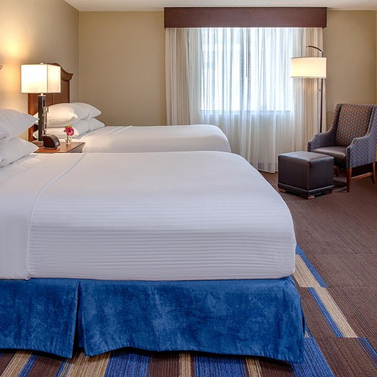 wyndham new orleans french quarter double bed