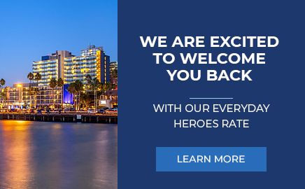 Save with our everyday heroes rate