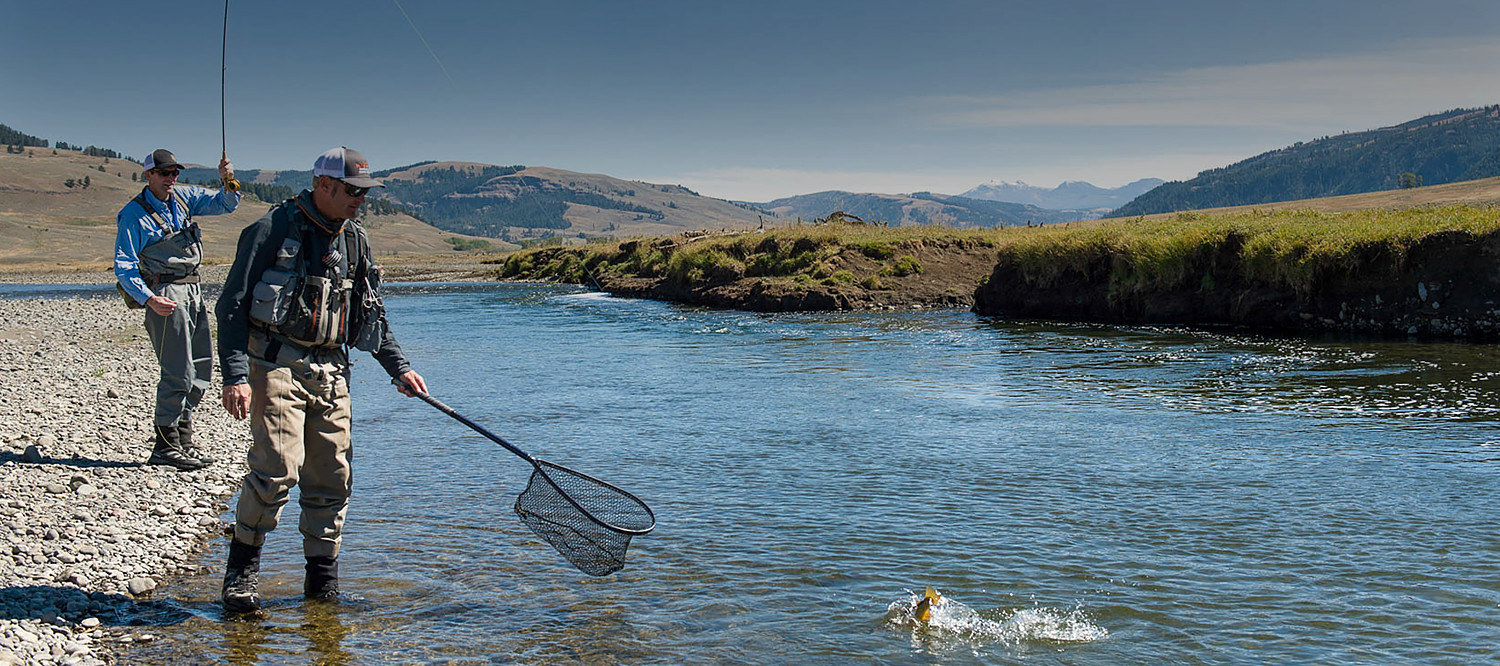 Where Fly Fishing