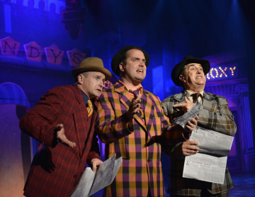Scene from the Musical Guys  Dolls