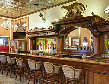 Elm Waterhole Saloon at Y.O. Ranch Hotel & Conference Center