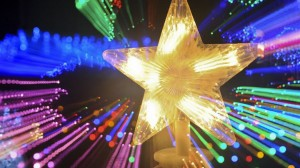Christmas Star and Lights