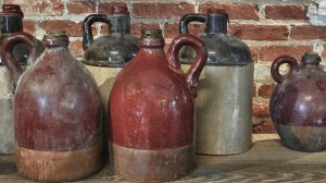 ceramic beer growlers