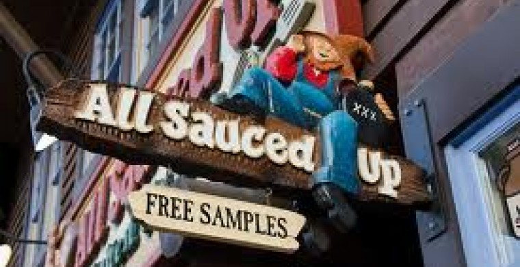 All Sauced up free samples sign