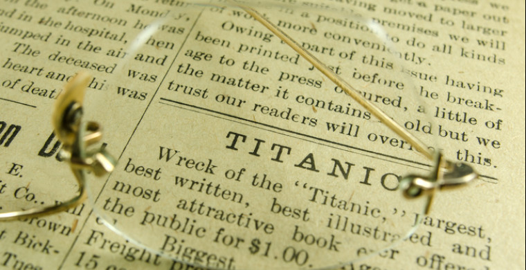titanic article