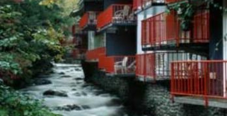 Gatlinburg Hotels On The River